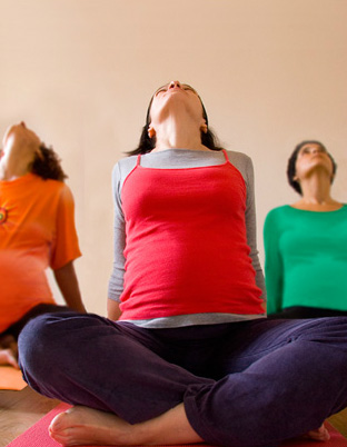 Yoga embarazadas Barcelona