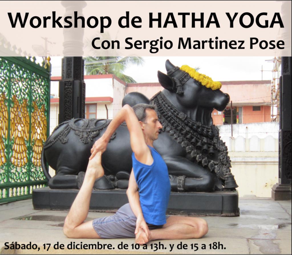 Yoga con Sergio