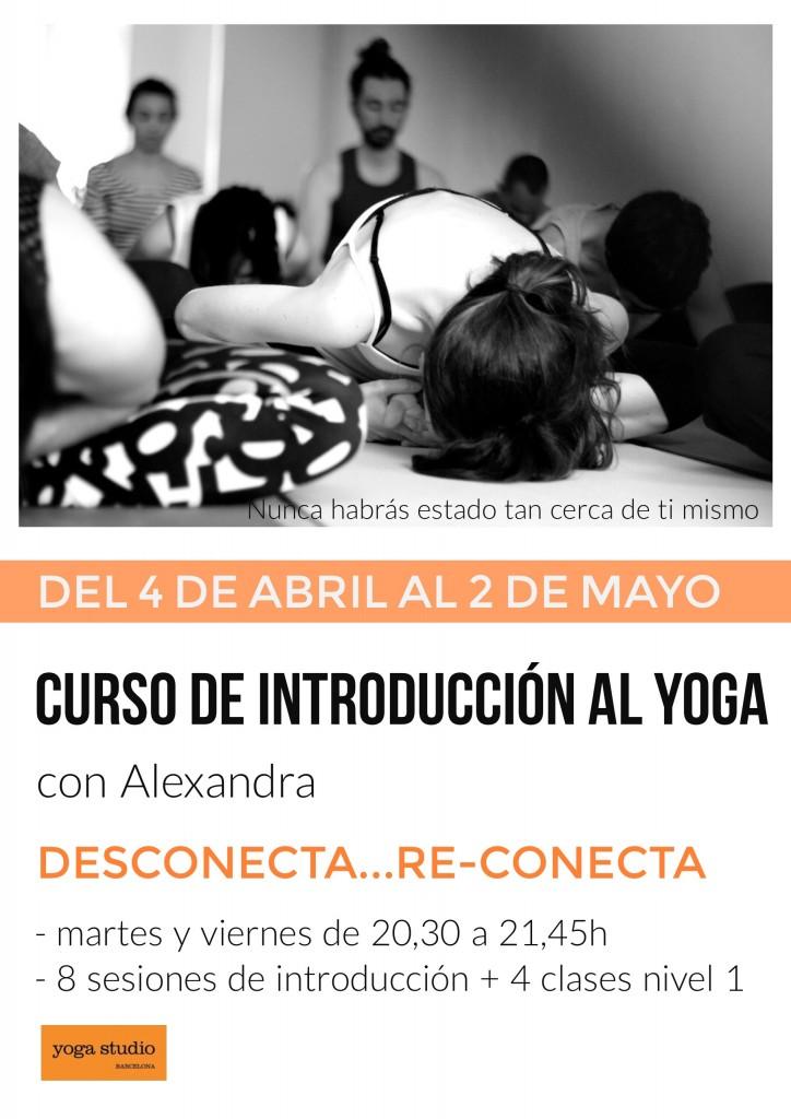Curso de introducción al yoga