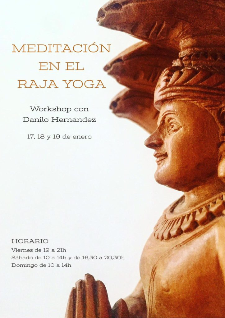 workshop de meditacion en el raja yoga